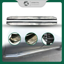 Stainless Steel Side Steps/Running Board For Land Rover Discovery 4 15-17 (#LT)