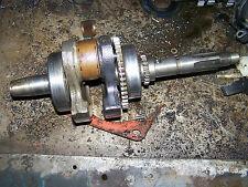 suzuki lt250 lt250ef quadrunner engine crankshaft crank shaft rod lt250E 85 86