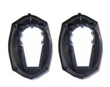 """6"""" x 9"""" PAIR Rear Car Speaker Adapter Ring Frame fits BMW 3 Series E36 1991-1998"""