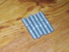 SUZUKI RM250 RM 250 6 ENGINE CYLINDER HEAD STUDS 82-87,  09108-08143
