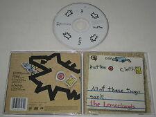 The Lemonheads/CAR Button Cloth giorno (rec/7567-92726-2) CD Album