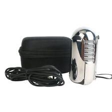 Meteor Mic USB Studio Microphone Hard Case Organizer Bag for Samson Travel NEW
