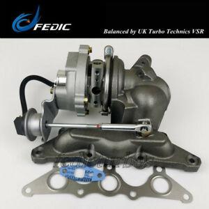Turbocharger GT1238 708837 for Smart 0.6 MC01 YX 600 cc 55 HP 44 Kw M160R4 2000