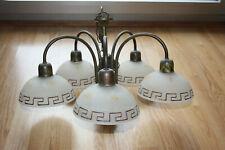 Leuchter 5-armig   Lampe Toskana Landhaus Stil