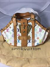 Louis Vuitton Theda GM With DUST BAG EUC
