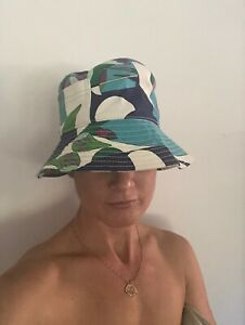 Emilio Pucci Bucket Hat £400 As New 2019