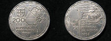 PORTUGAL , 200 ESCUDOS DE 1994