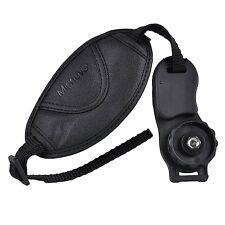 MQ-HS7 Leather Hand Grip Wrist Strap for Universal DSLR Cameras Canon EOS Nikon