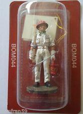 Auxiliary fireman Singapore 1941 Plomo lead 1:32 Del Prado BOM044