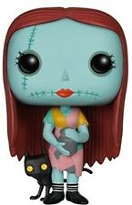 The Nightmare Before Christmas - Sally With Nightshade Funko  Toy