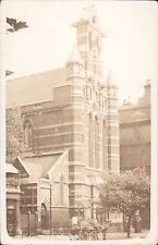 Kensington. St Augustine's Church, Queens Gate by Cook.