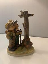 Hummel Figurine Crossroads 331 Mint in Box