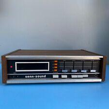 Senn-Sound  8 Track Cartridge Player Vintage Rare