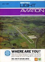 LIGHT AVIATION MAGAZINE 1967 JUL AER COMMANDER 200, MR VICTOR CANNOCK