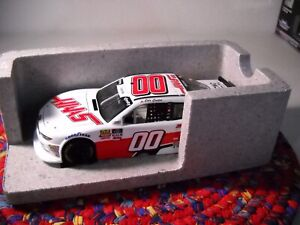 2018 Cole Custer Haas Automation Ford Mustang 1:24---505 made FREE SHIPPING