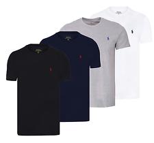Ralph Lauren Basic T- Shirt Herren Slim Fit Rundhals NEU OVP