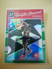 Dwight Howard 2016-17 Donruss Optic Green Holo Silver Refractor /5