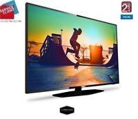 "Philips 55PUS6162 - TV LED - 4K Ultra HD - 55"" - Wifi - Garantie  2ans"