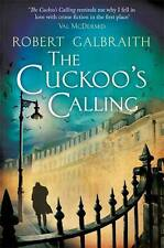 The Cuckoo's Calling (Cormoran Strike), J.K.Rowling, Robert Galbraith, New