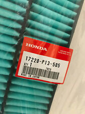 Genuine Honda Prelude OEM Air Filter Cleaner 17220-P13-505 NEW