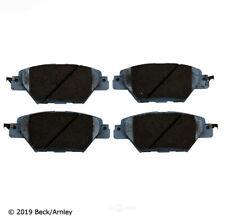 Disc Brake Pad Set Rear Beck/Arnley 085-2087 fits 16-19 Mazda CX-9