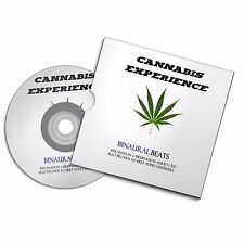 CANNABIS DRUG EXPERIENCE  DMT WEED BINAURAL AUDIO CD #420 #cannabis