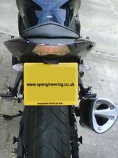 Kawasaki Z750 07-14 SP Engineering Tail Tidy + Black Arrow Indicators x2