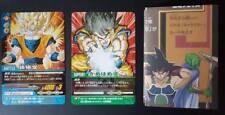 Carte Dragon Ball Z DBZ Super Card Game Part SP #M-P/007-II*M-P/008-II + Tapis