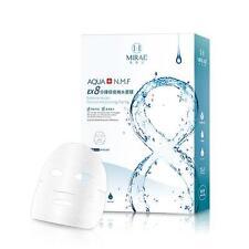 [MIRAE] Aqua & NMF 8mins Extreme Hydro Natural MOISTURIZING Facial Mask 5pcs