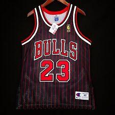 100% Authentic Michael Jordan NBA 50th Anniversary Champion Bulls Jersey Sz 40 M