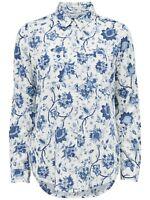 20/15 NEU ONLY Damen Hemd Bluse onlFAUSTINA L/S SHIRT WVN Gr. 38  Blümchen