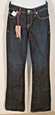 NWT People's Liberation Bella Classic Rise Bootcut Jeans Size 24