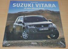 Bildband Suzuki Vitara 20 Jahre Offroad Power Thomas Lang Erfolge Modell