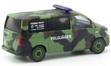 "HERPA Modell MILITARY 1:87/H0 VW T6 Bus Flecktarn ""Bundeswehr/Feldjäger"" #700719"