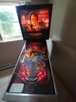 Dirty Harry Arcade Pinball by Williams $3300 buys it