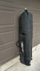 Kiteboarding golf travel bag. NSI pro deceiver bag