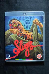 Slugs - Arrow UK Juan Piquer Simon Spanish Creature Horror Teen Killing blu ray