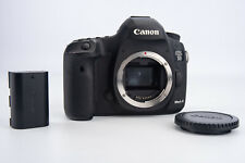 Canon EOS 5D Mark III 22.3MP Digital SLR Camera with Cap and Battery TESTED V18