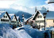 Garmisch-Partenkirchen ,ungelaufene Ansichtskarte