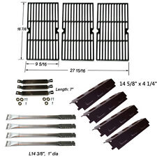 Charbroil 463440109 Replacement Burners,Carryover Tubes,Heat Plates,Grill Grates