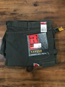 Utility Pants Wrangler Riggs 3W030DK by Wrangler Size 54 x 34 Relaxed FIt