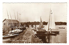 The Quay - Hayling Island Real Photo Postcard 1959