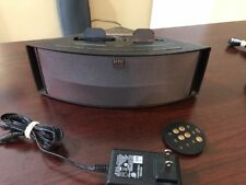 ALTEC Lansing dual speaker/charger M202 for iPod/iPhone W/ AUX INPUT