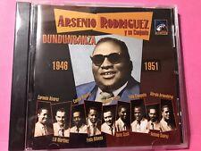 RARE cd SALSA Tumbao ARSENIO RODRIGUEZ  Dundunbanza 1946-1951 Son Montuno RUMBON