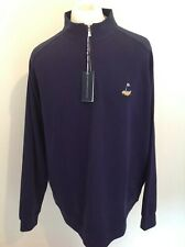 *BNWT* HOLDERNESS & BOURNE *THE ROBBINS PULLOVER* MENS GOLF TOP XL
