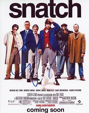 "~~ GUY RITCHIE Authentic Hand-Signed ""SNATCH"" 8x10 Photo~~"