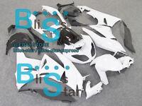 White ZX6R Fairing Fit Kawasaki ZX-6R 2010 2011 2009-2012 012 012 A3