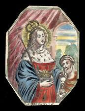 SANTINO PERGAMENA 1600/1700 S.ELISABETTA REG.D'UNGHERIA