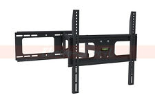 TV Wall Mount Full Motion Tilt Swivel 32 39 42 47 55 Inch LED LCD Bracket VESA