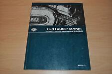 Officina Manuale Service Manual Harley Davidson 2011 FLHTCUSE 6 Model